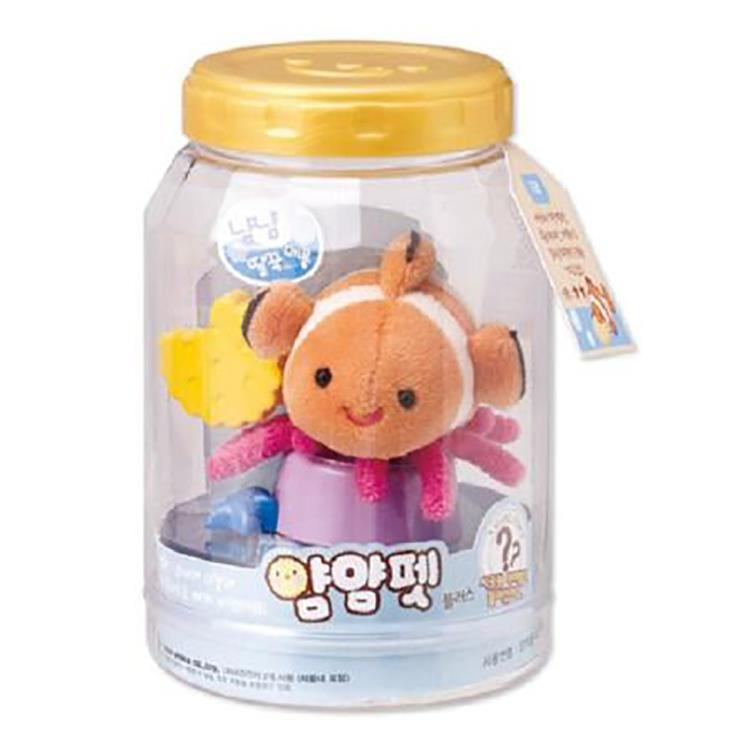 《MIMI World》MIMI貪吃寵物精靈-小丑魚