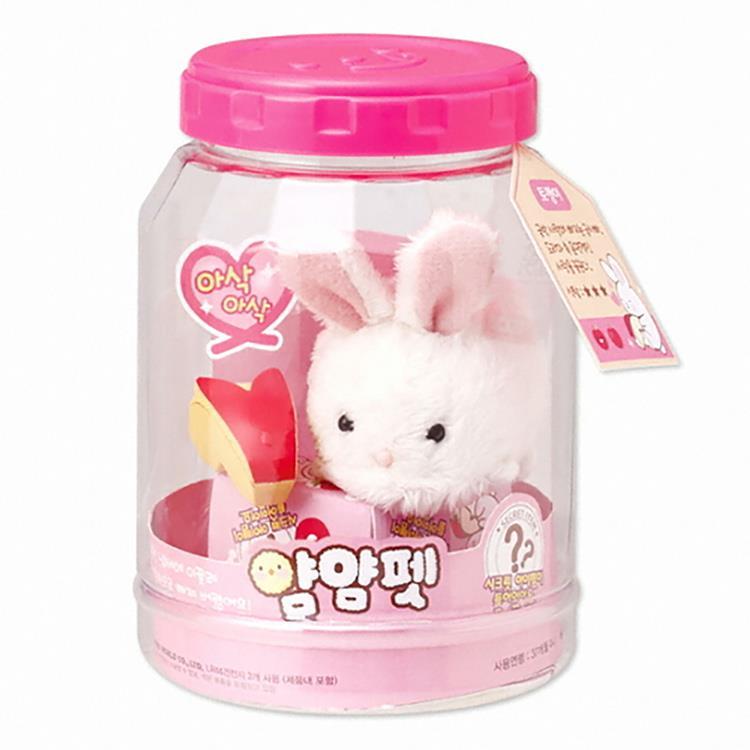 《MIMI World》MIMI貪吃寵物精靈-兔兔
