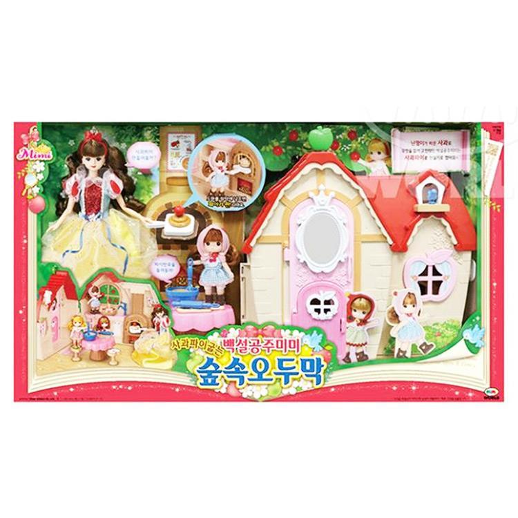 《MIMI World》MIMI與迷你MIMI的童話小屋
