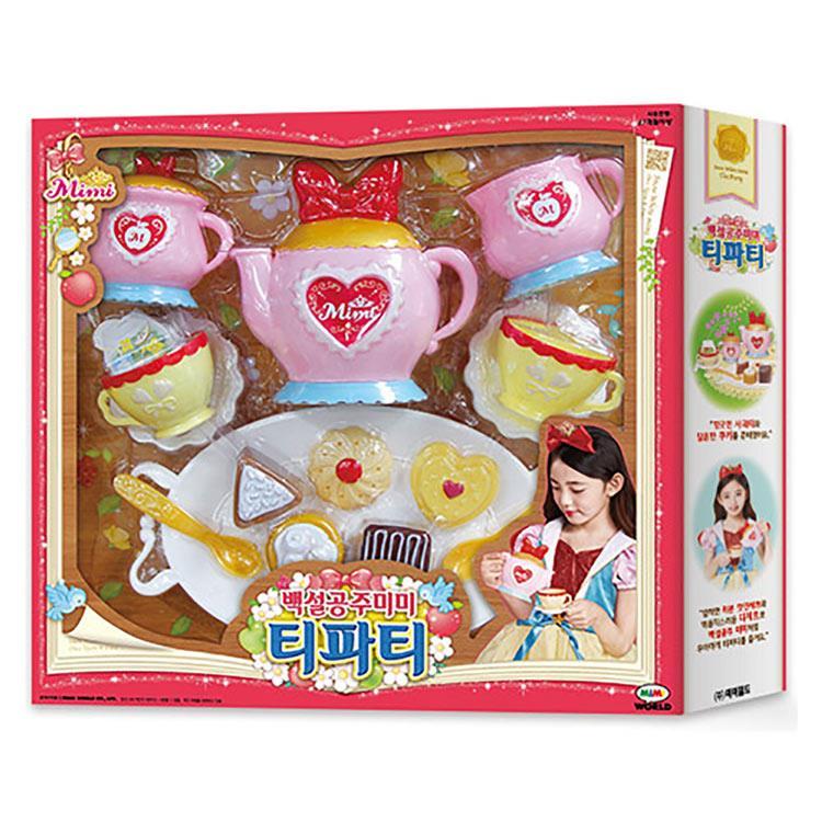 《MIMI World》MIMI白雪公主下午茶組