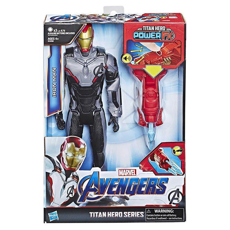 《MARVEL》漫威復仇者聯盟電影4電子泰坦英雄-鋼鐵人