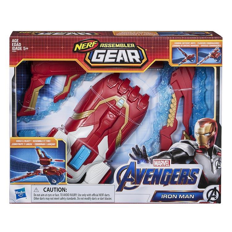 《MARVEL》漫威復仇者聯盟電影4無限組裝武器-鋼鐵人