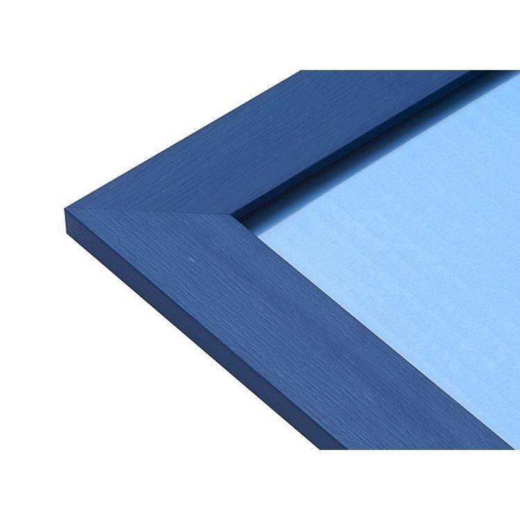26X38cm 日系木框/300P/藍色拼圖框
