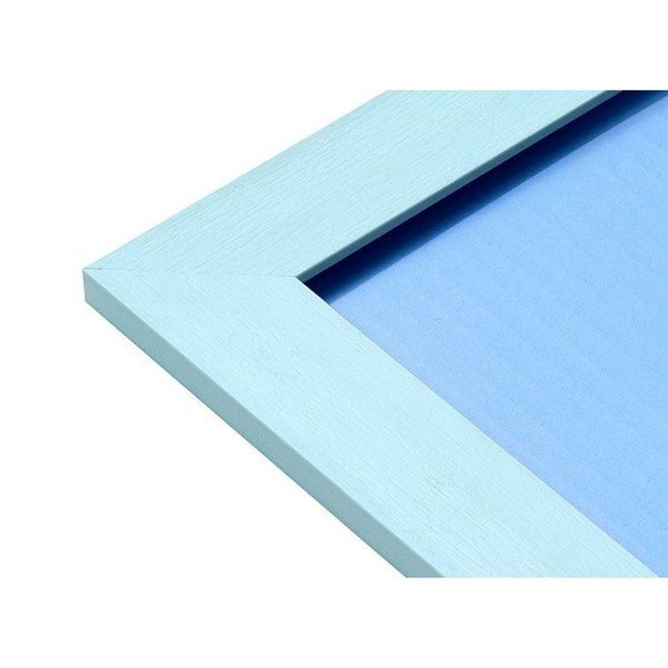 26X38cm 日系木框/300P/水藍色拼圖框