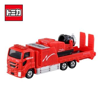TOMICA NO.128 那霸市消防車 玩具車 長盒 多美小汽車