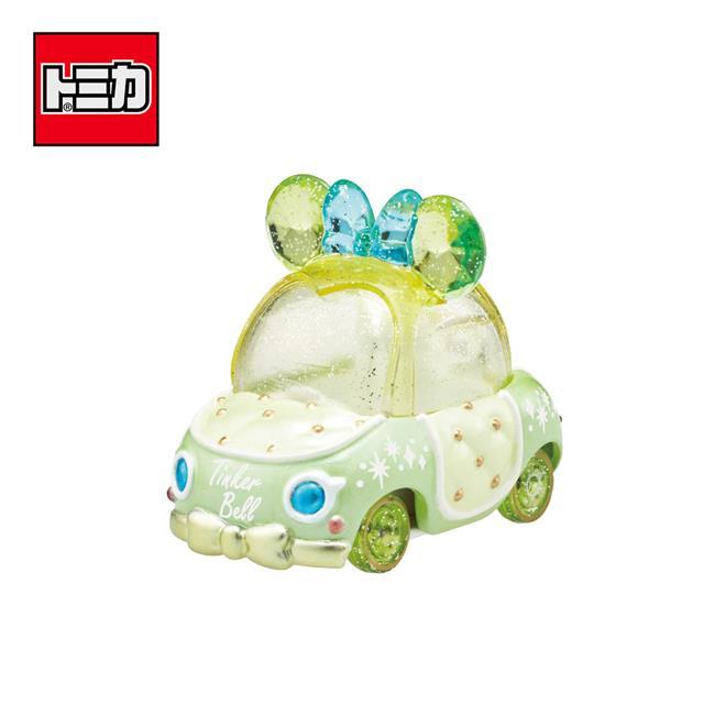 TOMICA 夢幻珠寶小汽車 小仙女 叮噹 粉鑽蝴蝶結小車 Disney Motors 多美小汽車