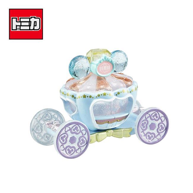 TOMICA 夢幻珠寶小汽車 小飛象 夢幻南瓜馬車 Dumbo DisneyMotors 多美小汽車