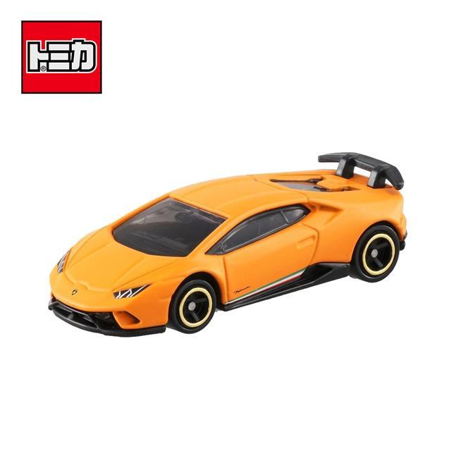 TOMICA NO.34 藍寶堅尼 Huracan 跑車 Lamborghini 玩具車 多美小汽車