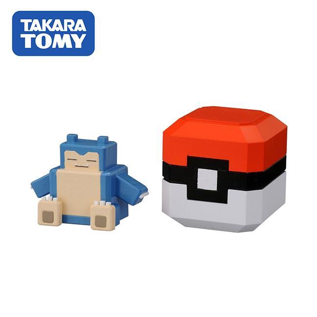 卡比獸 探險寶貝球 公仔 寶可夢 探險尋寶 寶酷方 神奇寶貝 TAKARA TOMY