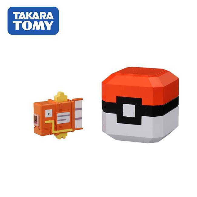 鯉魚王 探險寶貝球 公仔 寶可夢 探險尋寶 寶酷方 神奇寶貝 TAKARA TOMY