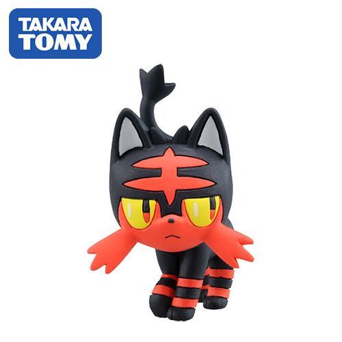 火斑喵 寶可夢 造型公仔 MONCOLLE-EX 神奇寶貝 TAKARA TOMY