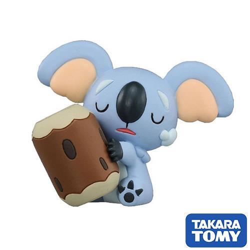 樹枕尾熊 寶可夢 造型公仔 MONCOLLE-EX 神奇寶貝 TAKARA TOMY