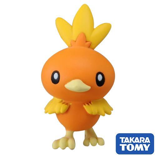 火雉雞 寶可夢 造型公仔 MONCOLLE-EX 神奇寶貝 TAKARA TOMY