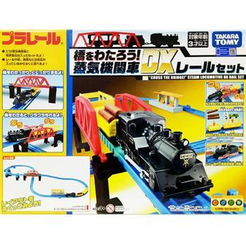 PLARAIL 登山蒸汽火車組 DX 蒸汽機關車 鐵道王國 玩具 TAKARA TOMY