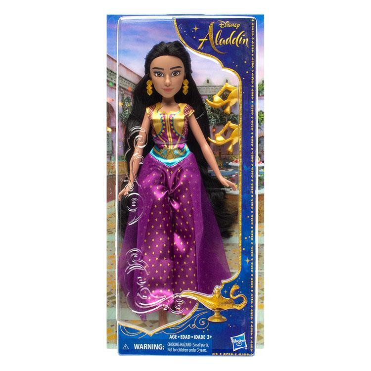 《 Disney 迪士尼》阿拉丁電影基本人物組-茉莉