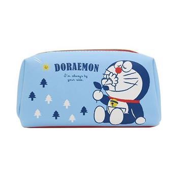 【大國屋】DORAEMON哆啦A夢筆袋化妝包收納包