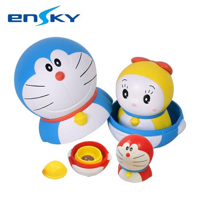 哆啦A夢 俄羅斯娃娃 俄羅斯套娃 桌上小物 玩具 擺飾 小叮噹 DORAEMON ENSKY