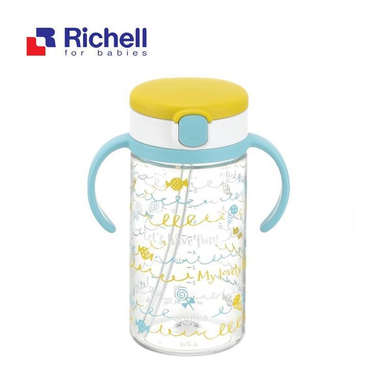 【Richell 利其爾】第四代LC 戶外水杯 320ml - 棒棒糖