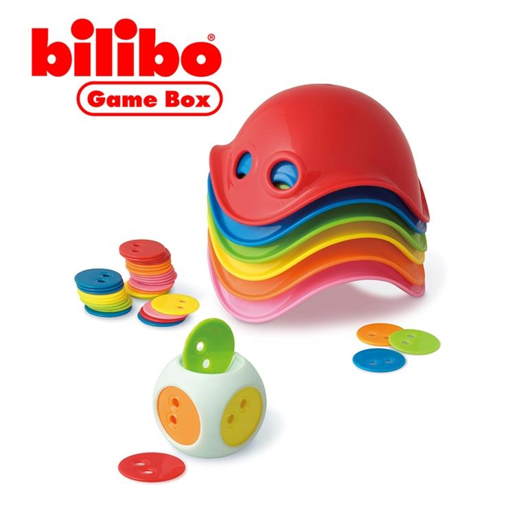【虎兒寶 】MOLUK 瑞士創意玩具 - Bilibo 遊戲驚喜盒