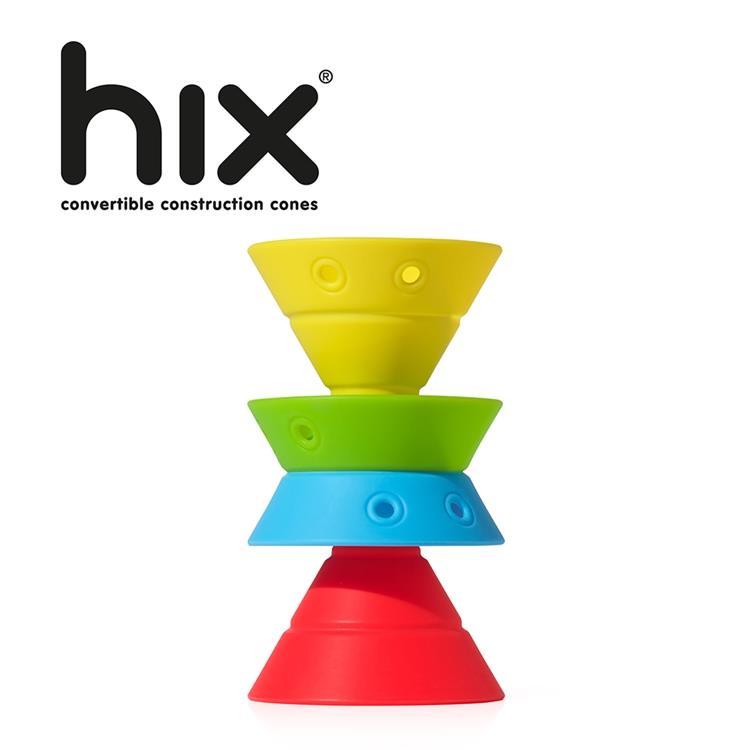 【虎兒寶 】MOLUK 瑞士洗澡玩具 - Hix 創意三角疊疊樂