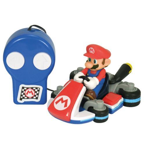 瑪莉歐 有線 遙控車 玩具車 瑪莉歐兄弟 線控 遙控汽車 玩具 超級瑪莉