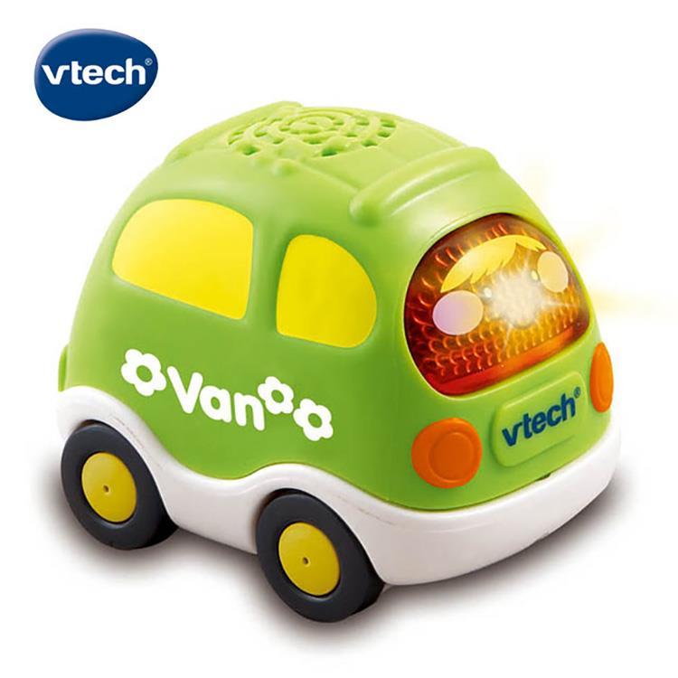 【英國 Vtech】嘟嘟車系列 - 廂型車