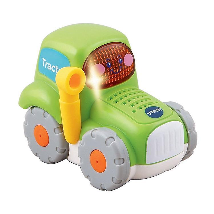 【英國 Vtech】嘟嘟車系列 - 拖拉機