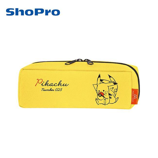 皮卡丘 三層 可展開式 鉛筆盒 筆袋 神奇寶貝 寶可夢