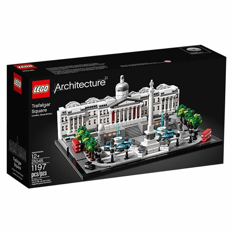 樂高積木 LEGO - 21045 ARCHITECTURE 世界建築系列 - 特拉法加廣場
