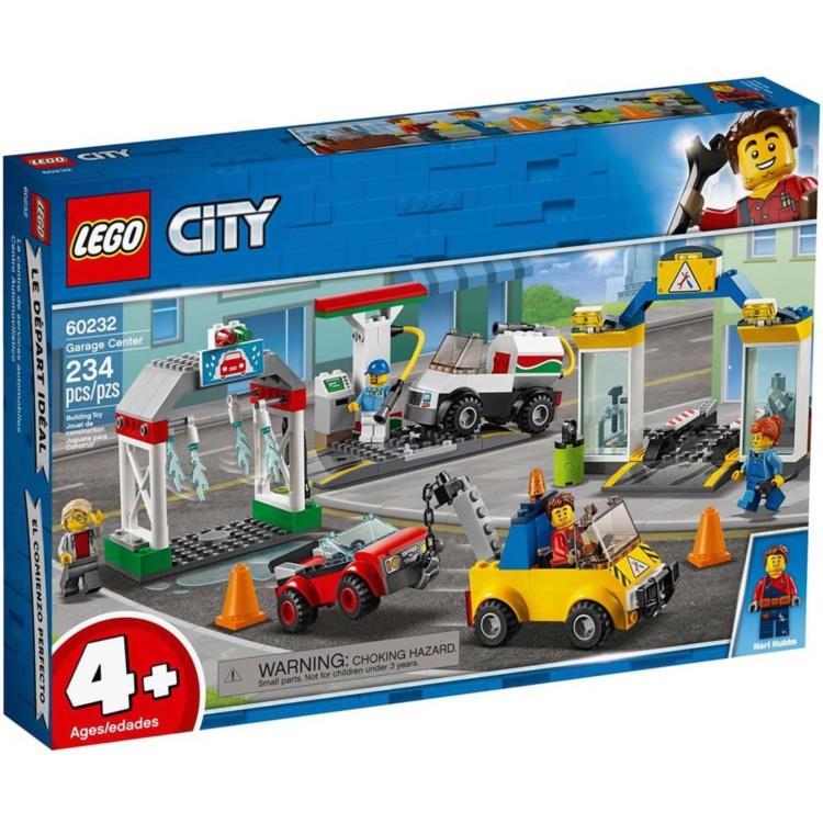 樂高積木 LEGO - 60232 City 城市系列 - 修車中心
