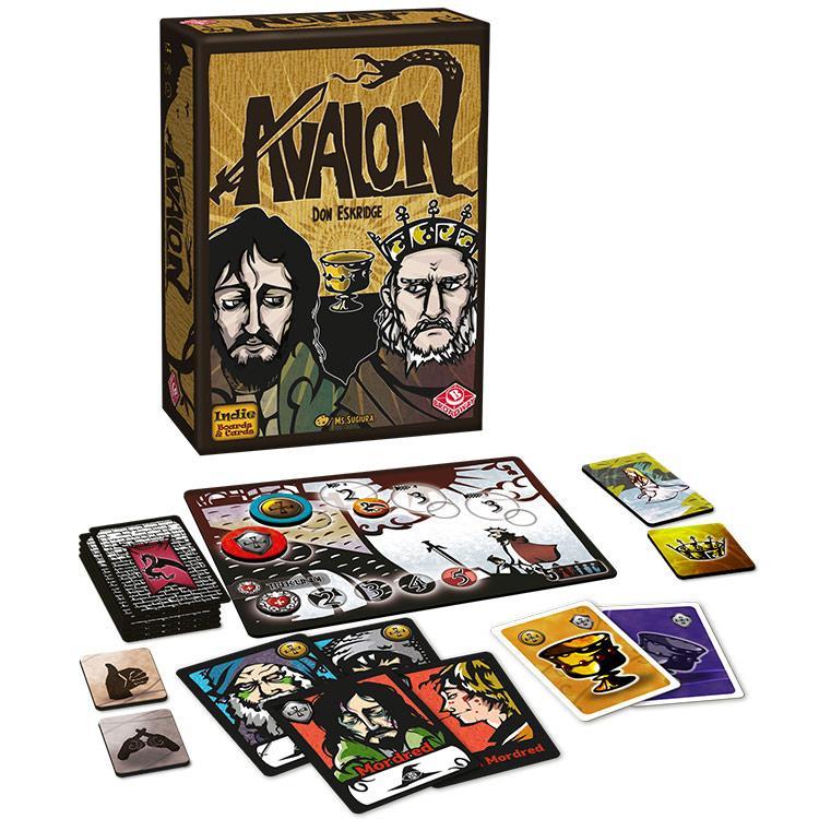 【桌遊愛樂事】阿瓦隆 Avalon