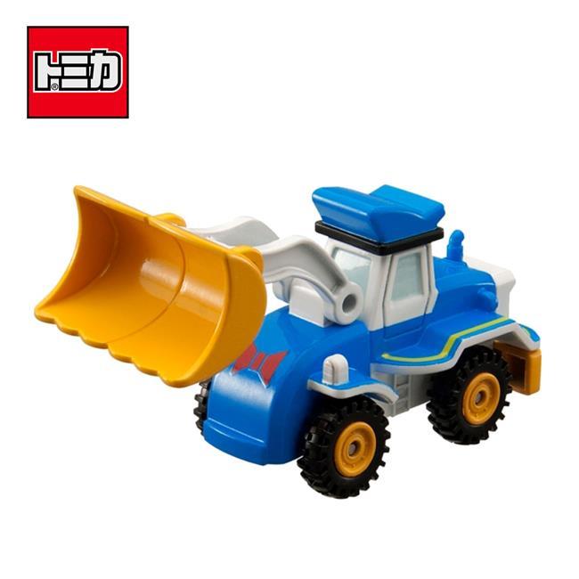 TOMICA DM-06 唐老鴨 推土機 玩具車 Disney Motors 多美小汽車