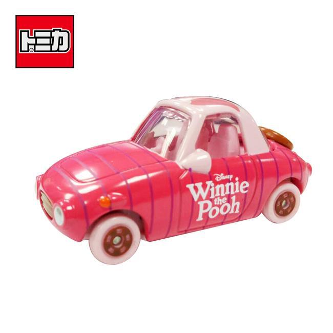 TOMICA 小豬 小汽車 玩具車 小熊維尼 皮傑 Disney Motors 多美小汽車