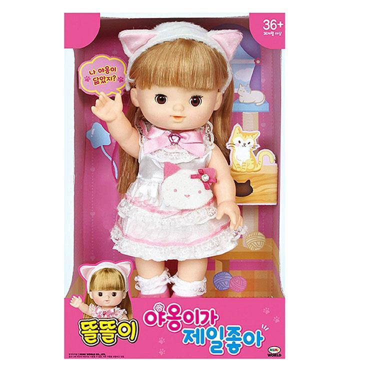 小朵莉裝扮系列 - 可愛喵咪裝