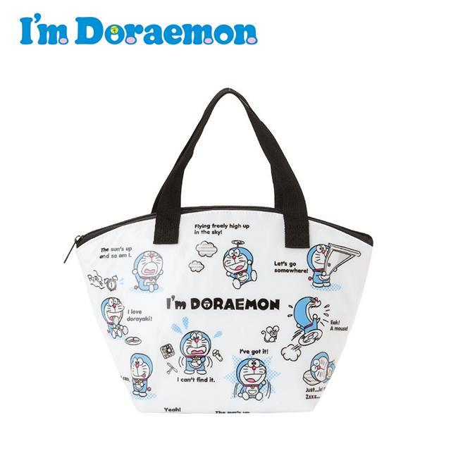 哆啦A夢 防潑水 保冷袋 手提袋 便當袋 小叮噹 DORAEMON 三麗鷗 Sanrio