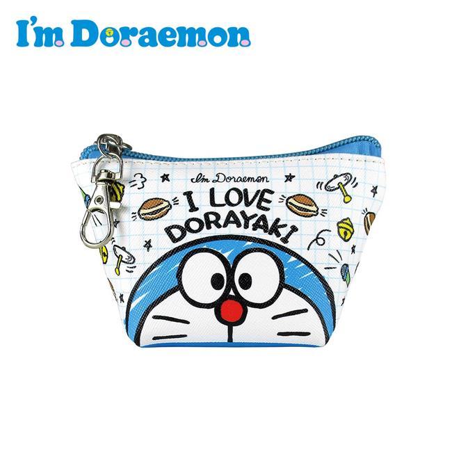 哆啦A夢 船型 零錢包 收納包 小物收納 小叮噹 DORAEMON 三麗鷗 Sanrio