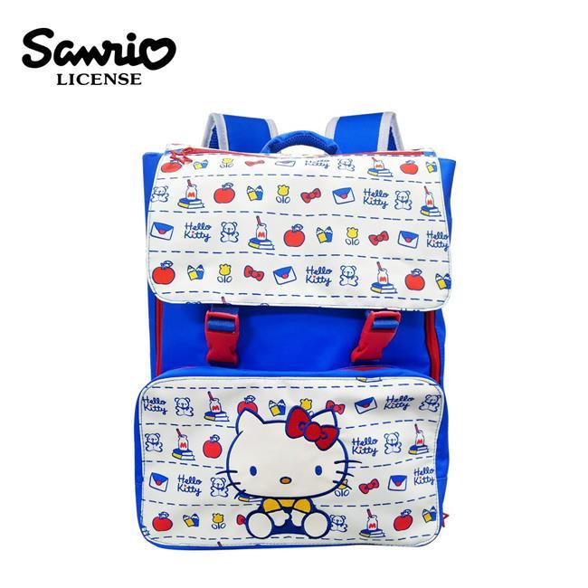 凱蒂貓 ICON系列 束口後背包 背包 後背包 書包 Hello Kitty 三麗鷗 Sanrio