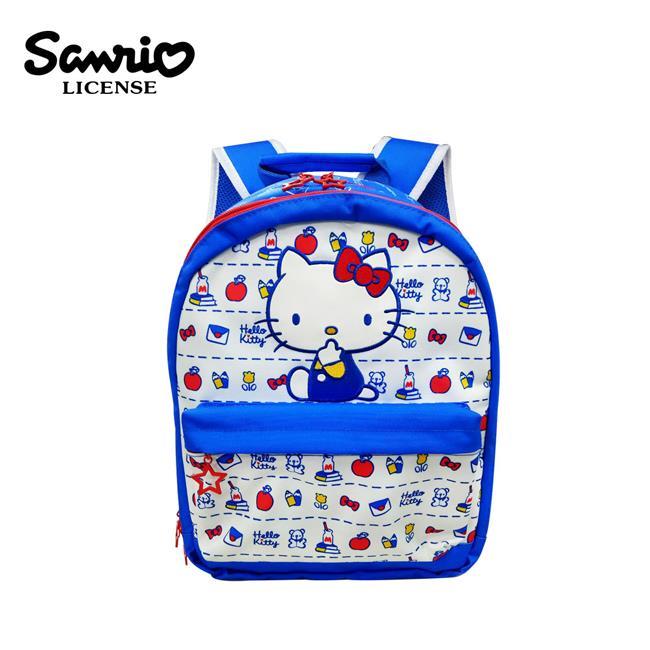凱蒂貓 ICON系列 雙層 兒童背包 背包 後背包 書包 Hello Kitty 三麗鷗 Sanri