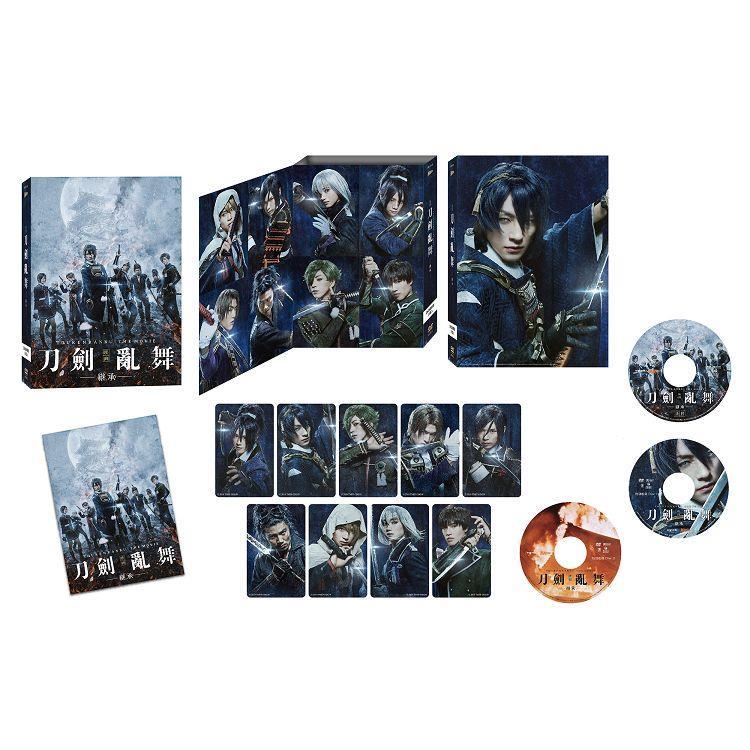 電影刀劍亂舞 ─繼承─ 三碟裝 (正片+特典)DVD