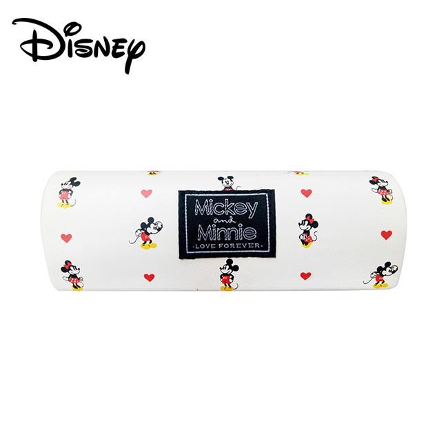 米奇 米妮 皮革 磁吸式 眼鏡盒 附拭鏡布 Mickey Minnie 迪士尼 Disney