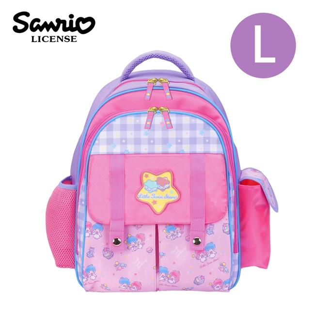 雙子星 兒童背包 L號 後背包 背包 書包 KIKILALA 三麗鷗 Sanrio