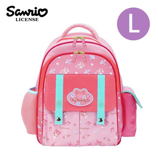 美樂蒂 兒童背包 L號 後背包 背包 書包 My Melody 三麗鷗 Sanrio