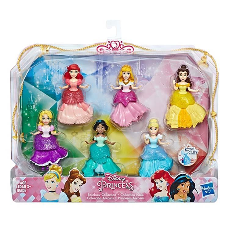 《 Disney 迪士尼 》迪士尼迷你公主組合包