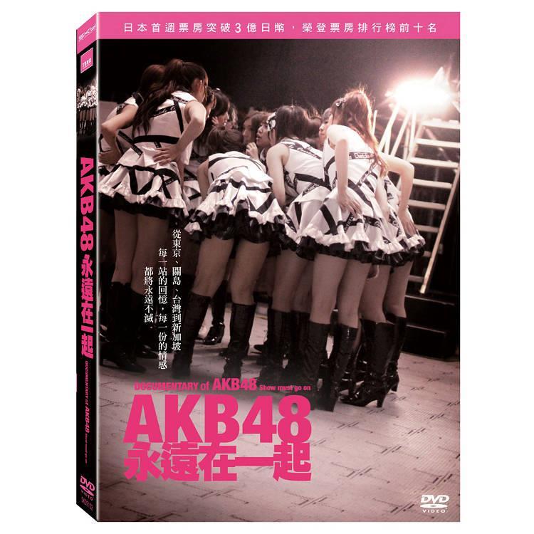 AKB48永遠在一起DVD