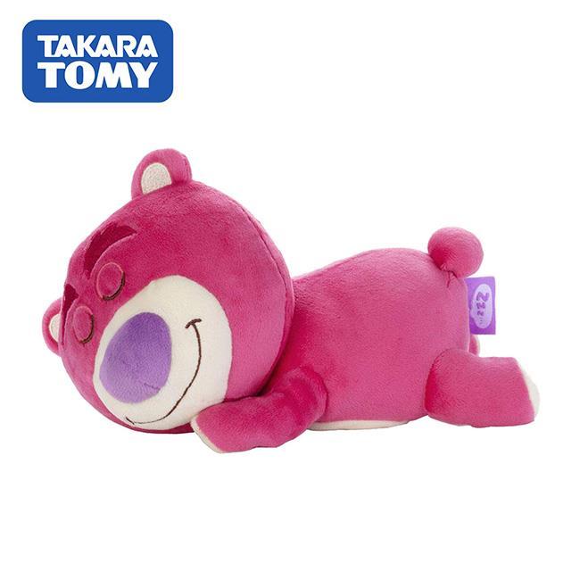 熊抱哥 睡覺好朋友 絨毛玩偶 娃娃 玩具總動員 迪士尼 皮克斯 TAKARA TOMY