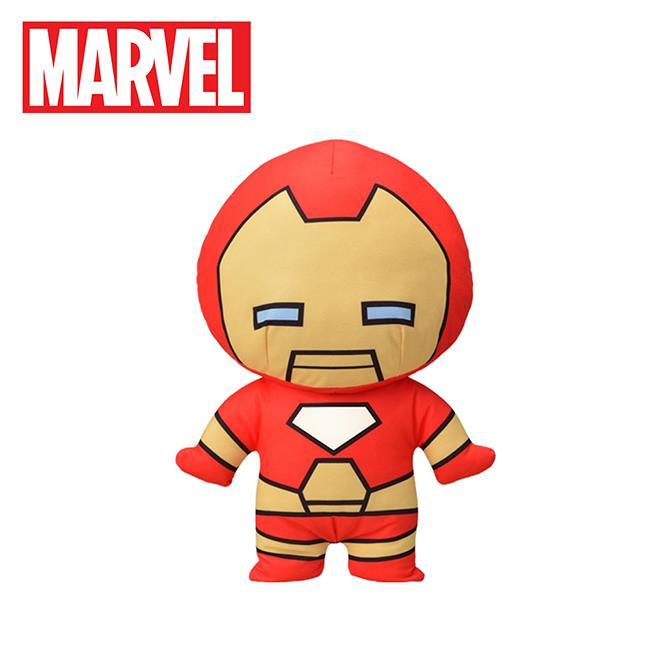 鋼鐵人 發光玩偶 娃娃 擺飾 漫威英雄 MARVEL 復仇者聯盟 SEGA