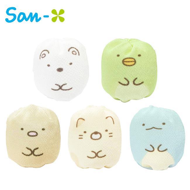 小全套5款 角落生物 沙包布偶 盒玩 擺飾 沙包娃娃 角落小夥伴 San-X