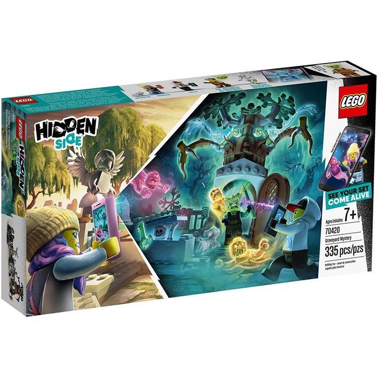 樂高積木 LEGO《 LT70420 》Hidden Side 系列 - 古墓之謎
