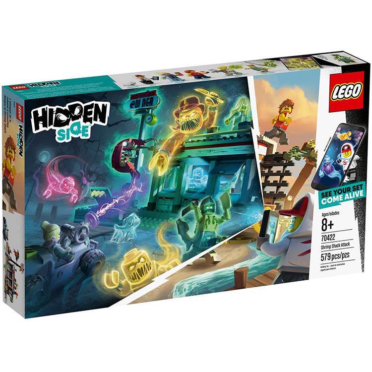 樂高積木 LEGO《 LT70422 》Hidden Side 系列 - 蝦屋攻擊