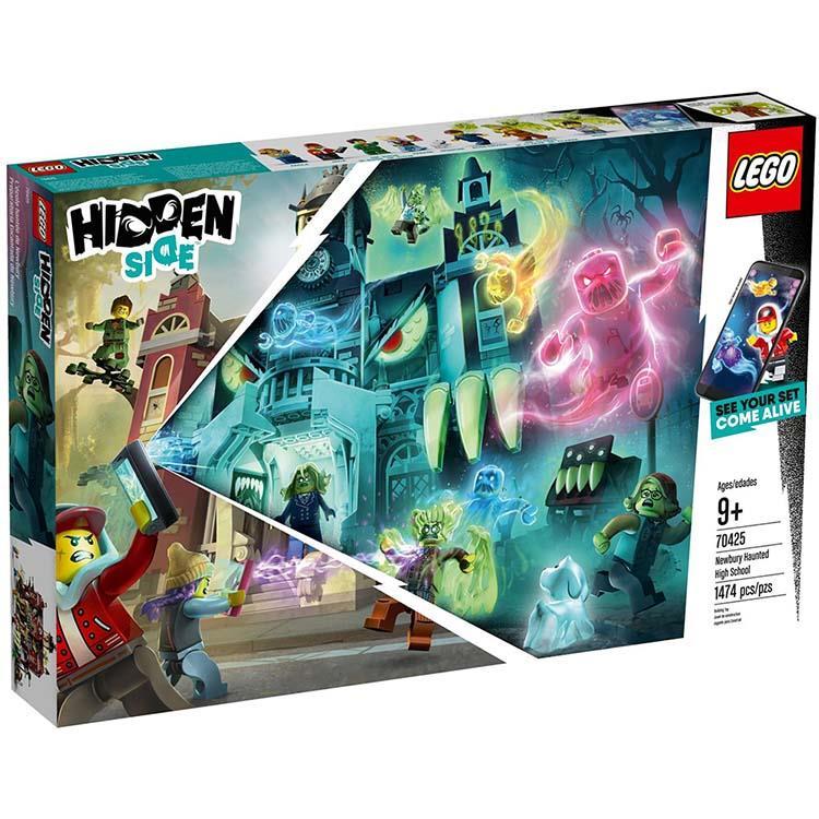 樂高積木 LEGO《 LT70425 》Hidden Side 系列 - 紐伯里鬧鬼高校